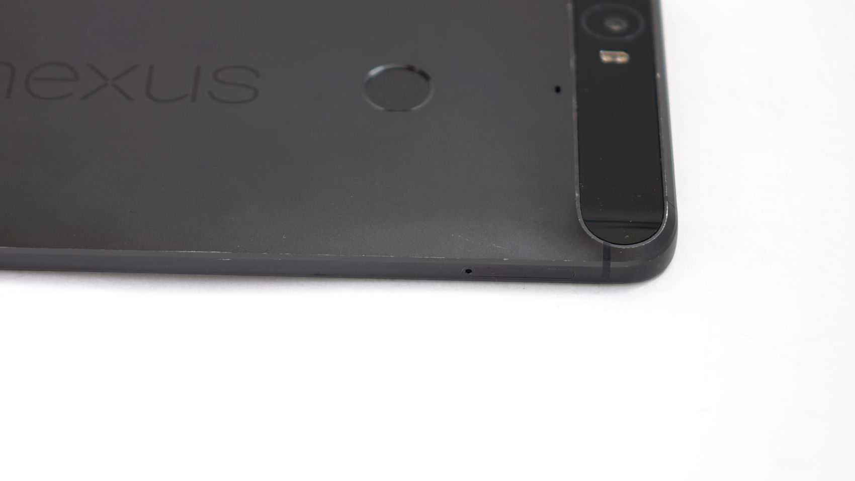 Huawei Nexus 6P finger scanner