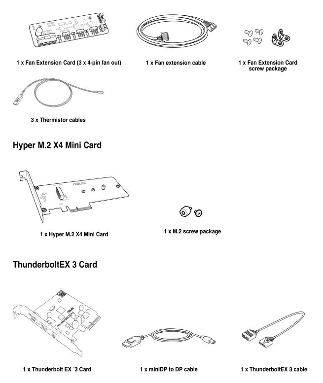ASUS X99-Deluxe II комплектация 2
