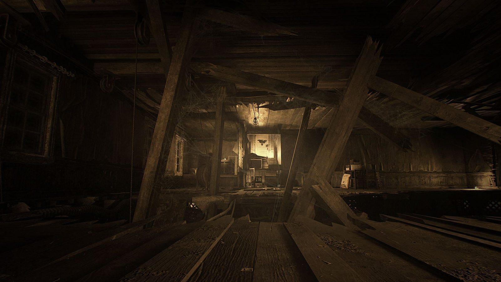 Resident Evil 7 Biohazard horror