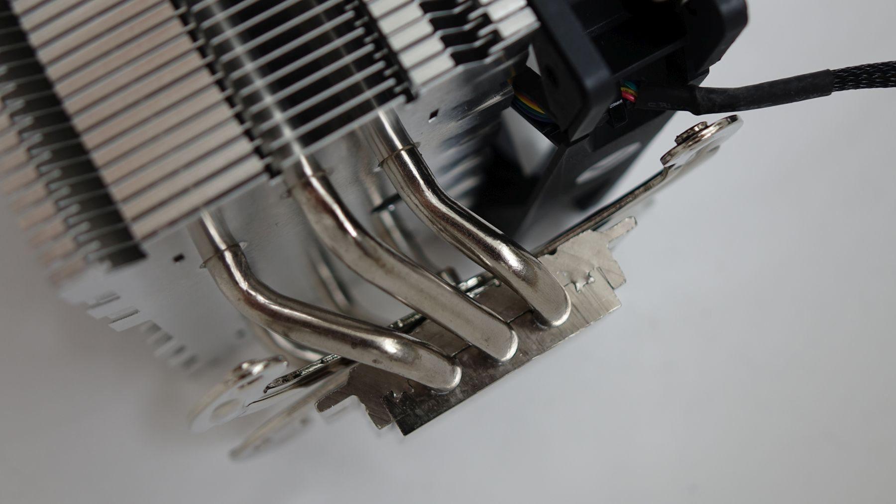 Cryorig H7 тепловые трубки