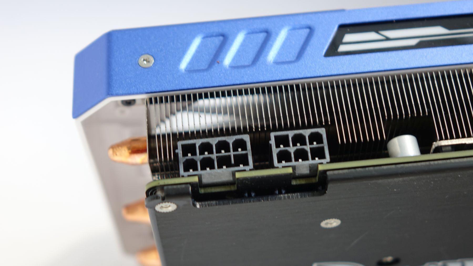 Palit GeForce GTX 1080 GameRock Premium Edition power