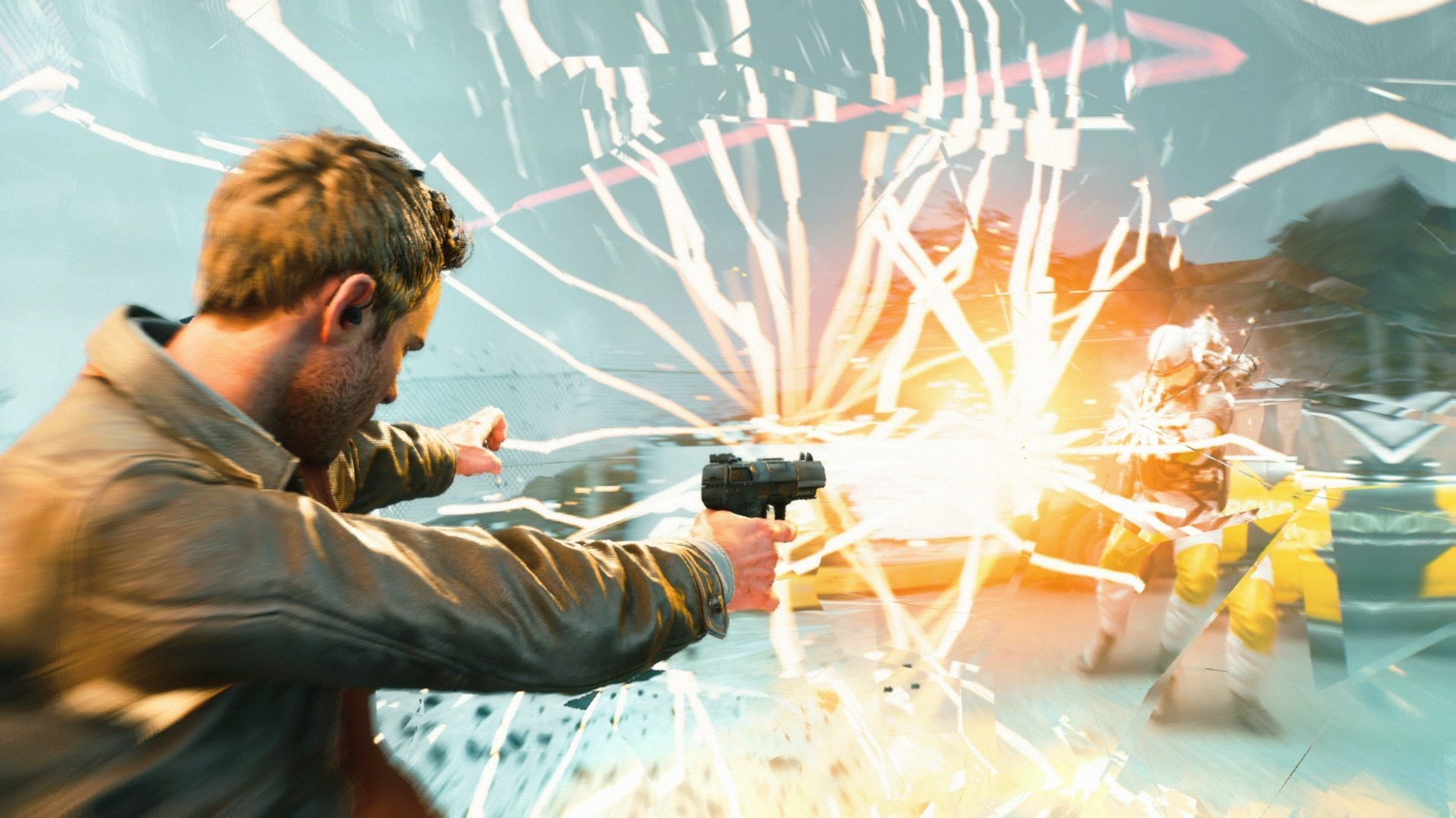 Quantum Break action