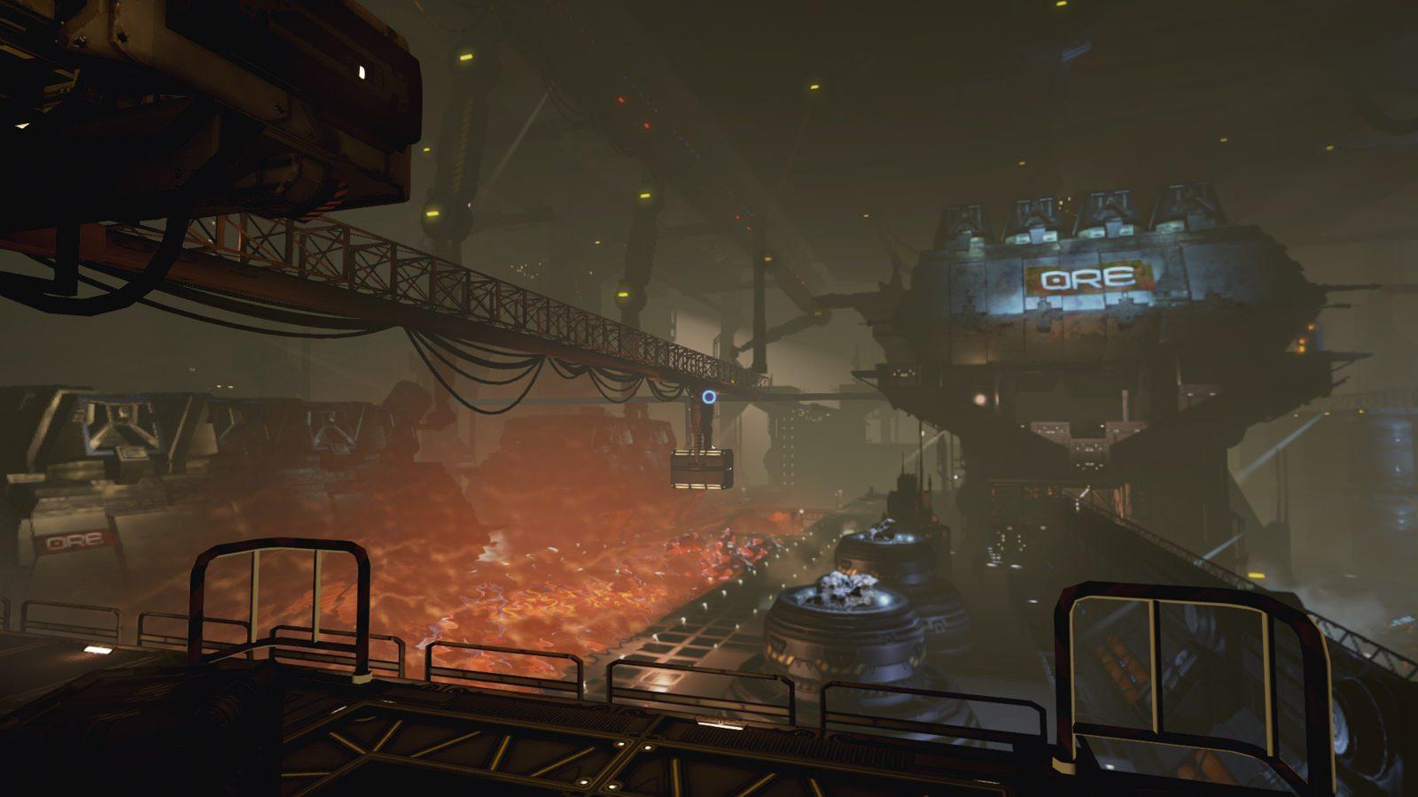 EVE: Gunjack game