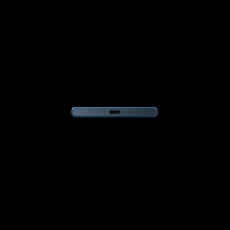 Sony XZ Forest Blue Bottom