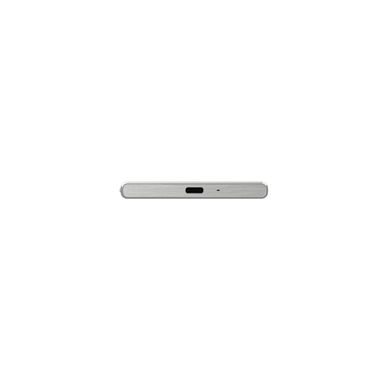 Sony XZ Platinum Bottom