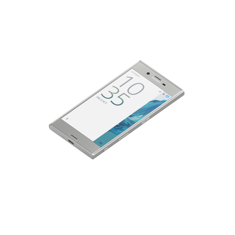 Sony-XZ-Platinum-Tabletop-Front