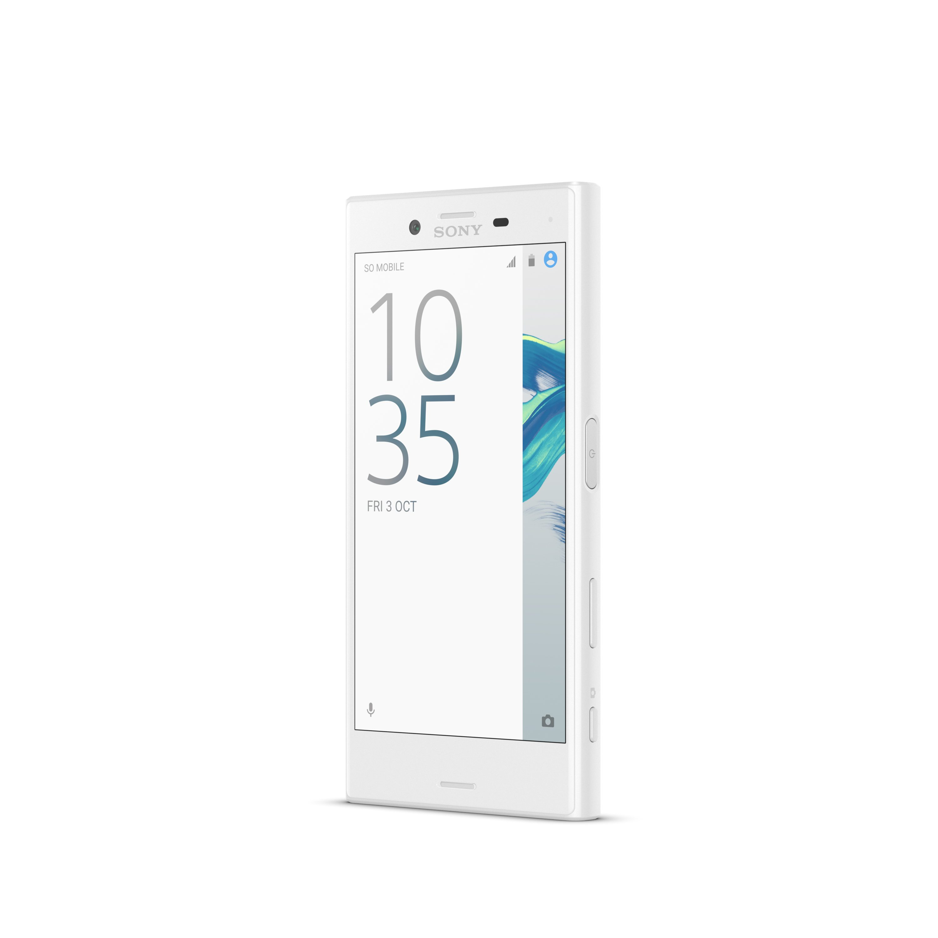 Sony Xperia X Compact White Front 2