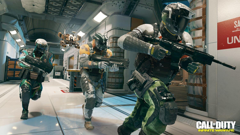Call of Duty: Infinite Warfare drone