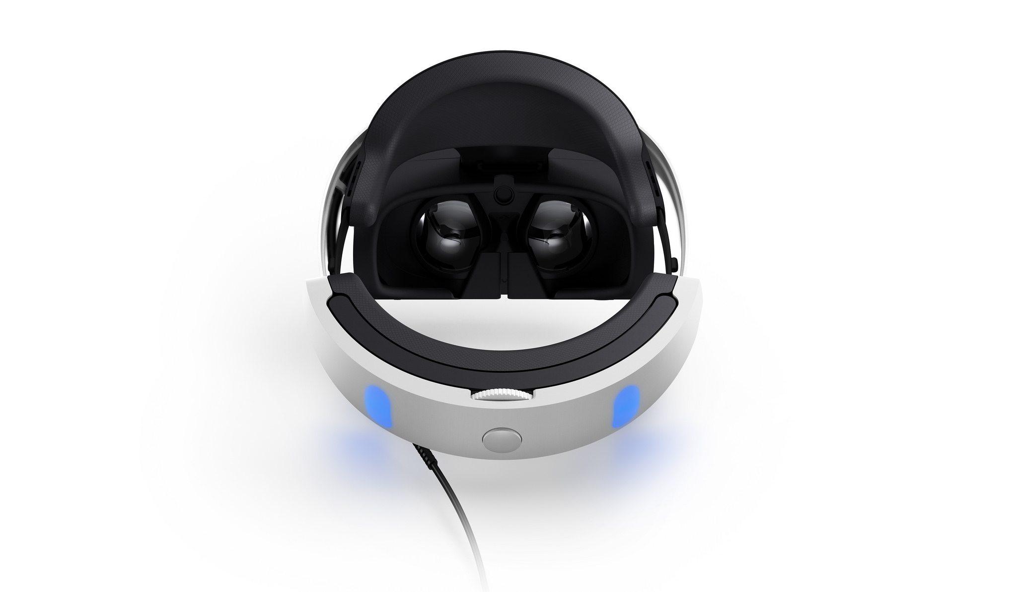 внутри PS VR