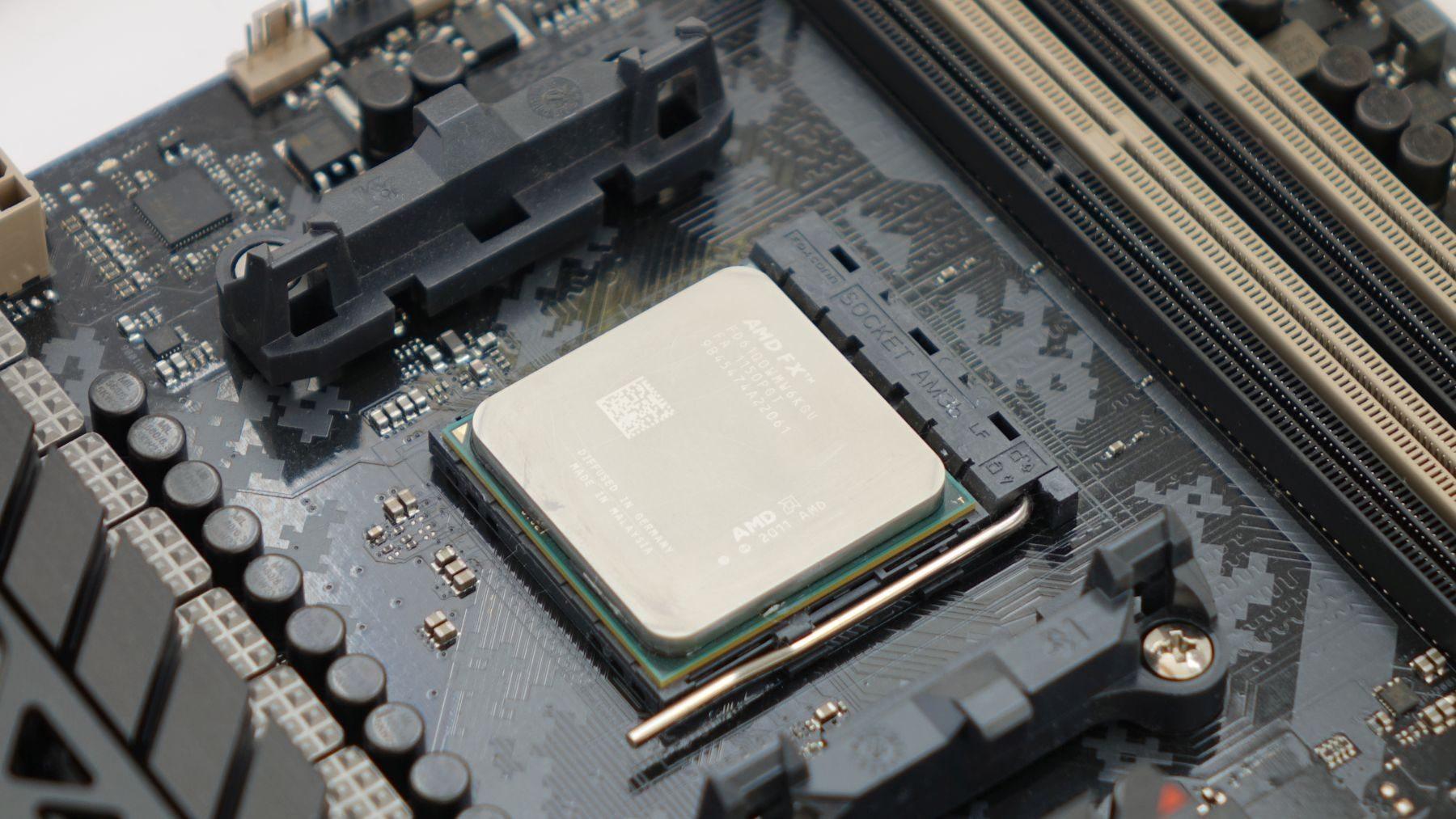 AMD FX-6100 главное