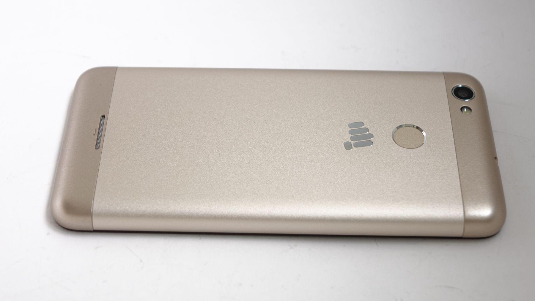 Micromax Canvas Juice 4 Q465 боковая сторона