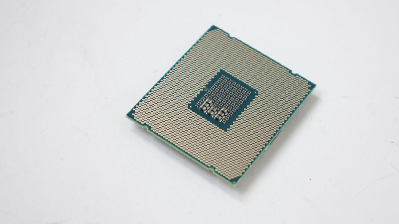 Intel Xeon E5-2620 v4 back