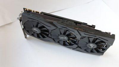 ASUS ROG Strix GeForce GTX 1070 hero