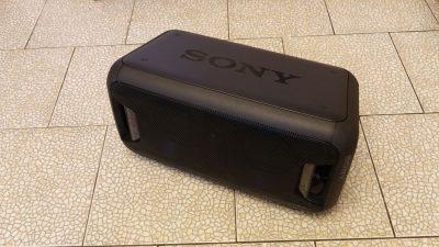 Sony GTK-XB5 вертикально