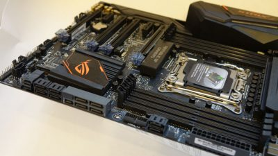материнской платы ASUS ROG Strix X99 Gaming hero