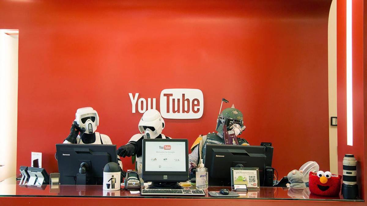 youtube star wars