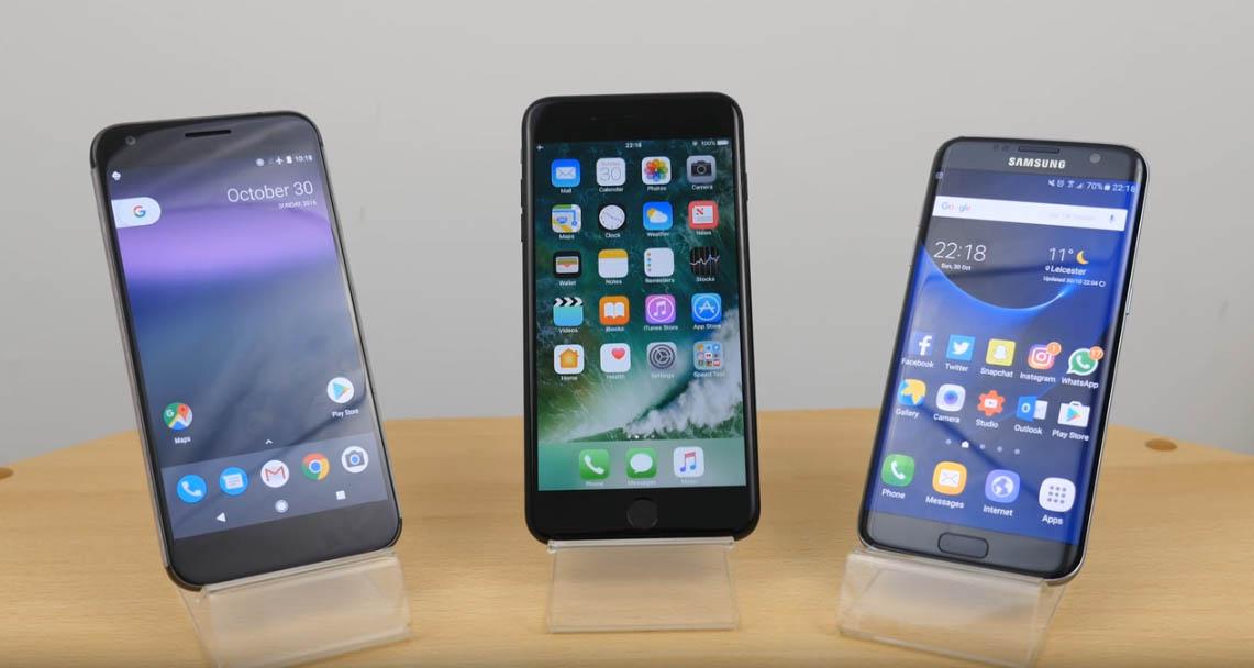 pixel-xl-vs-galaxy-s7-edge-vs-iphone-7-plus