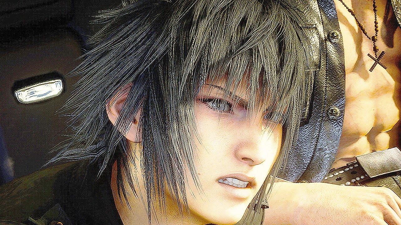 Какой будет работоспособность Final FantasyXV наPS4 Pro