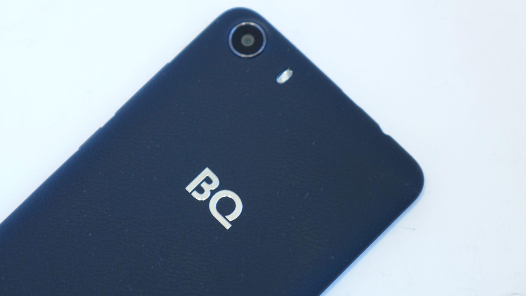 BQ Choice камера