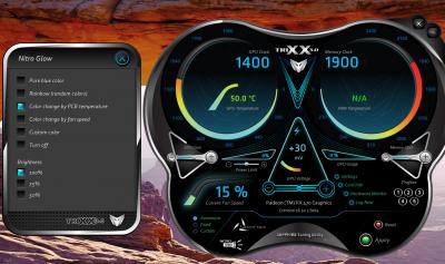 TriXX OC led