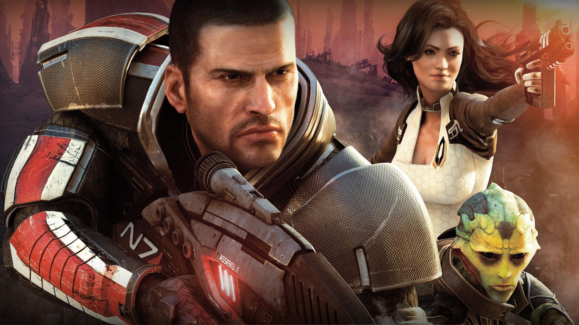 Mass Effect 2 доступна бесплатно вOrigin