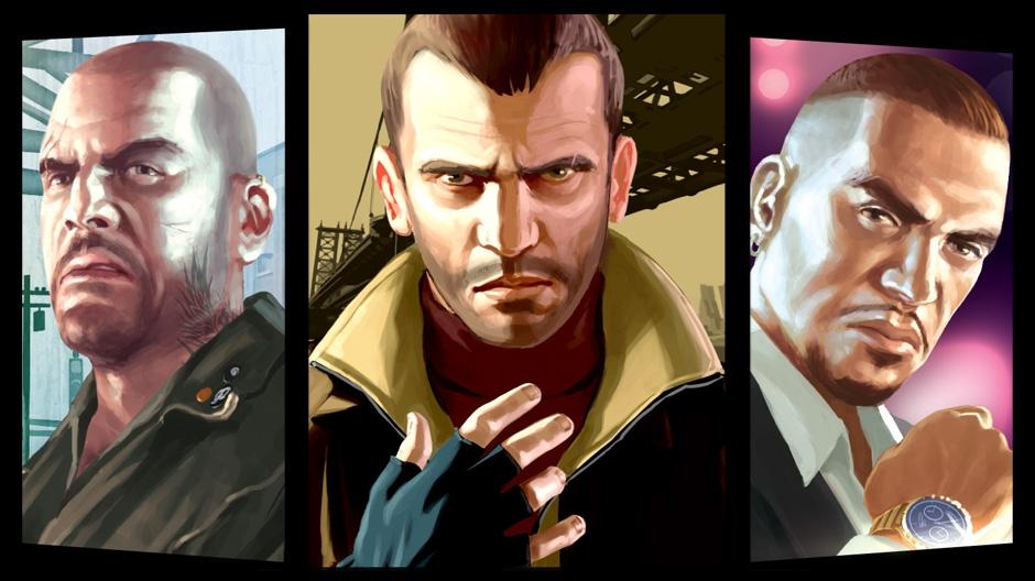 Grand Theft Auto 4 вместе сдополнениями доступна для Xbox One
