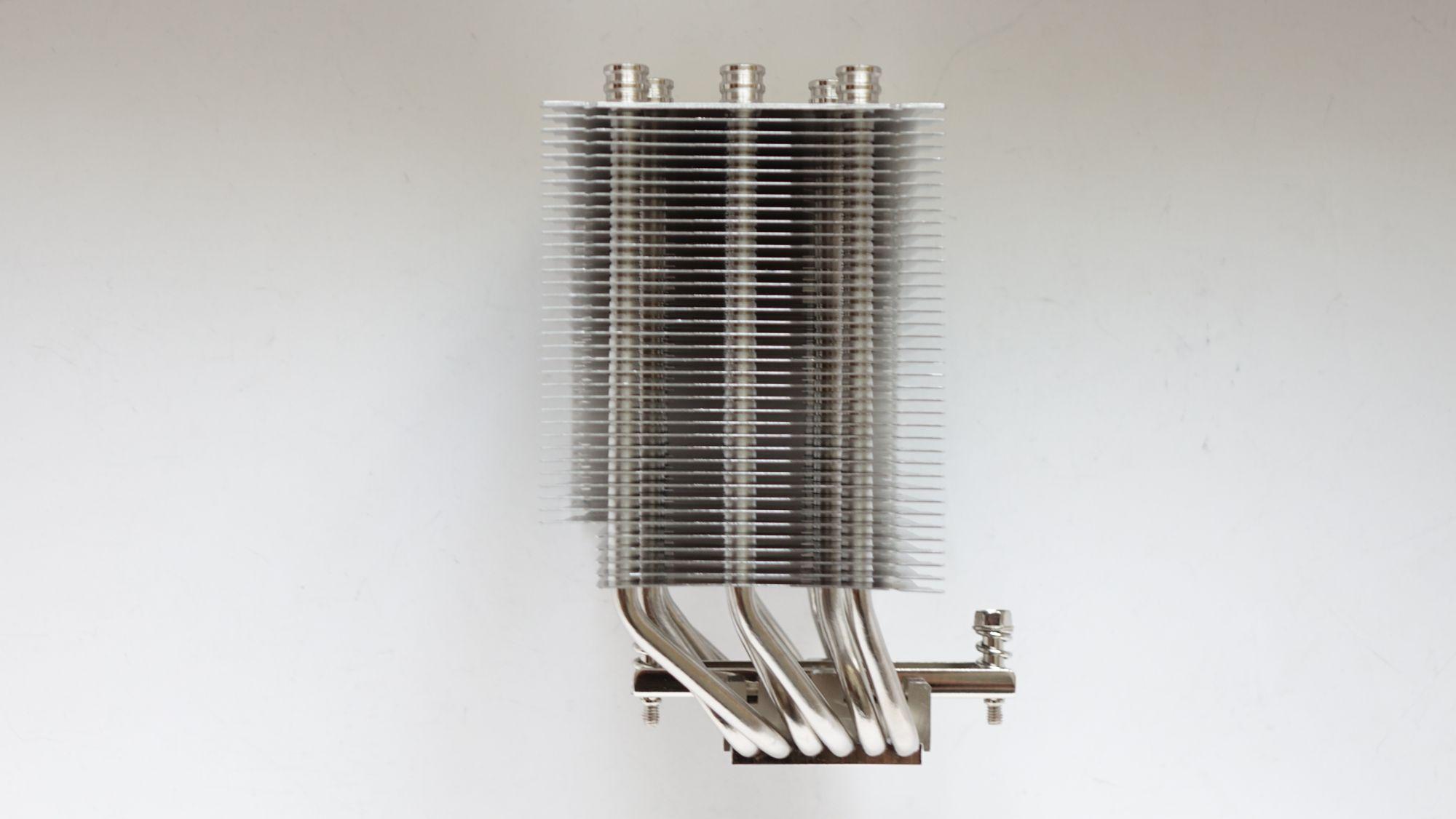 Scythe Mugen 5 радиатор профиль