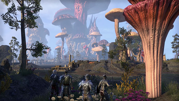 The Elder Scrolls Online Tamriel Unlimited im Test