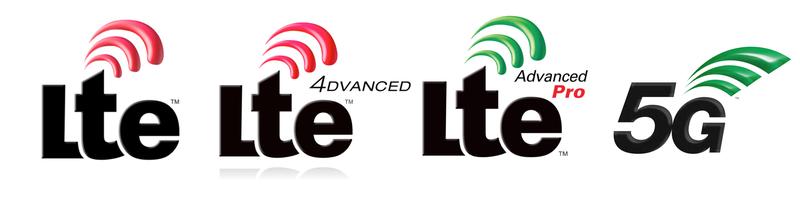 LTE_logos
