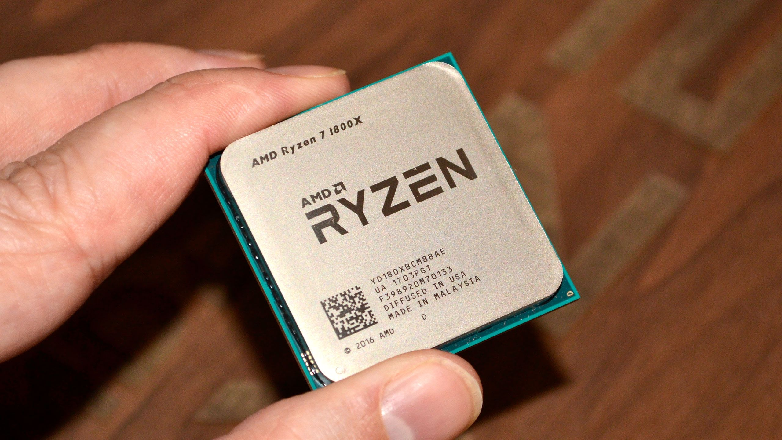 Процессоры AMD Ryzen 7 доступны для заказа