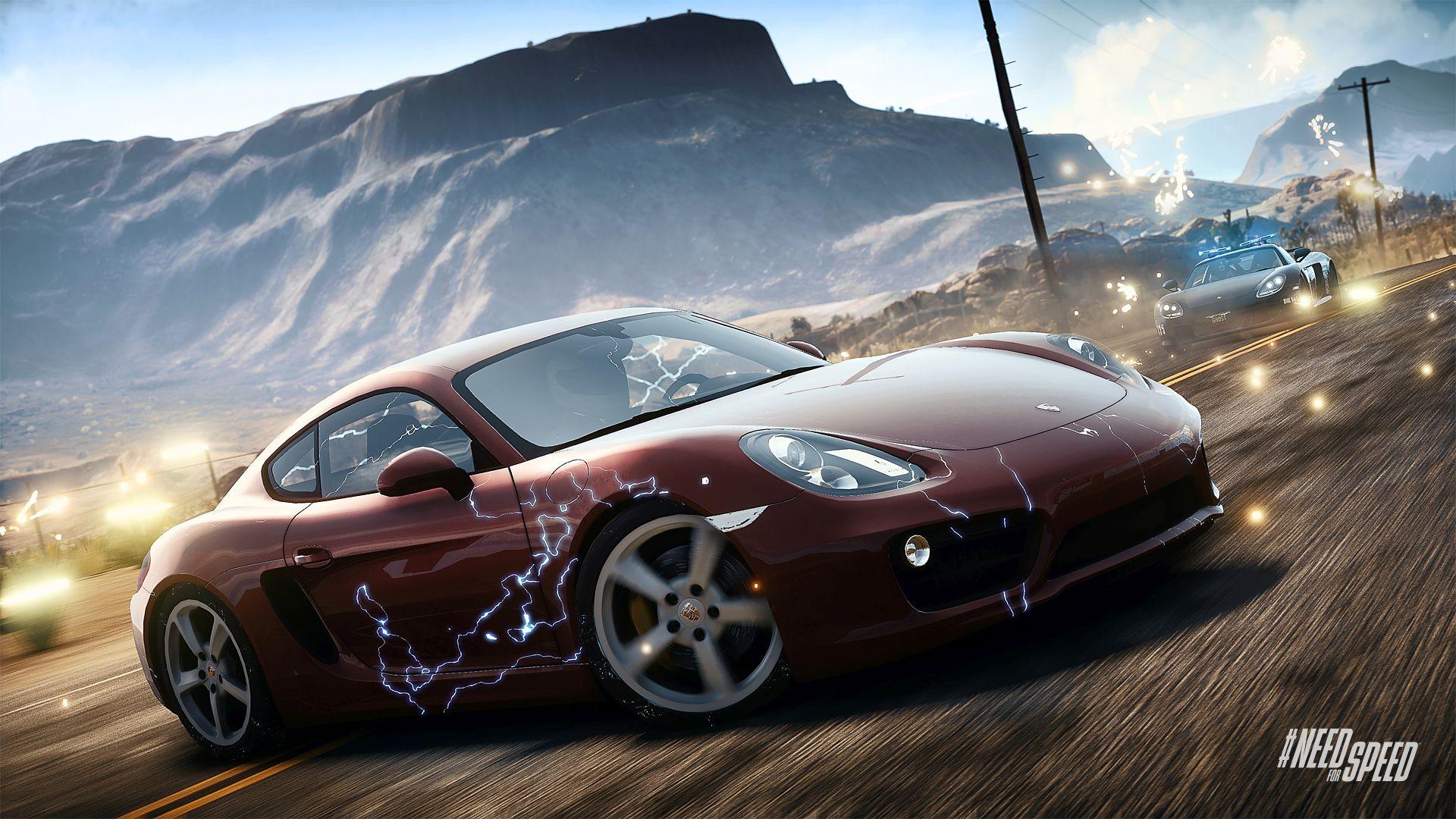 Новая Need for Speed выйдет доконца марта 2018-ого