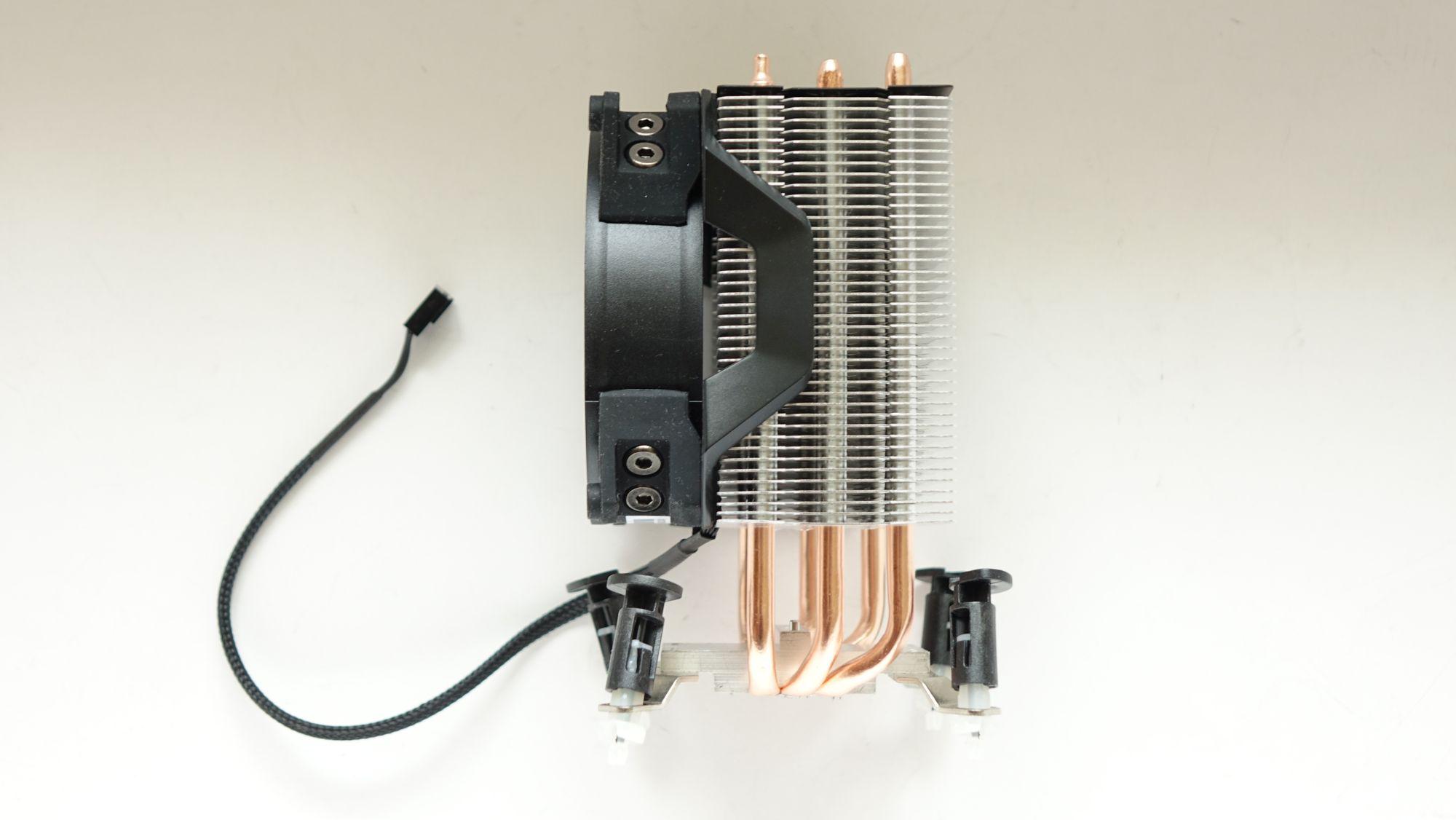 Cooler Master MasterAir Pro 3 профиль