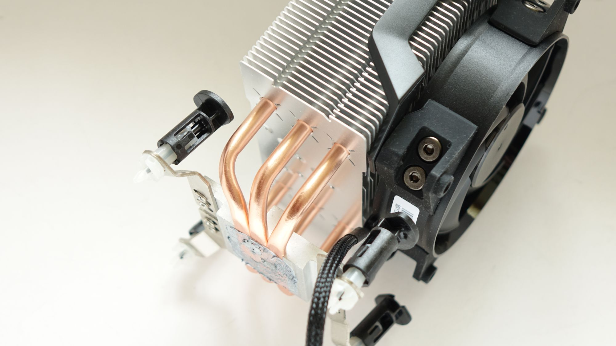 Cooler Master MasterAir Pro 3 тепловые трубки