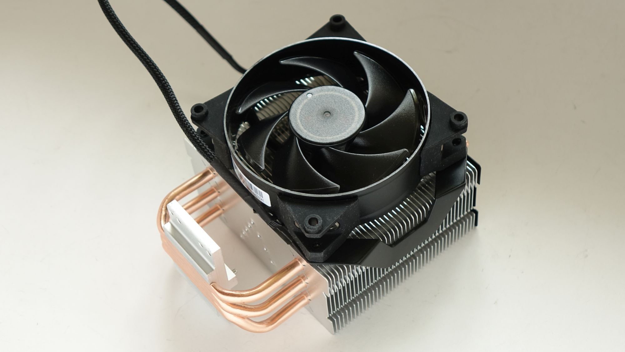Cooler Master MasterAir Pro 3 вентилятор
