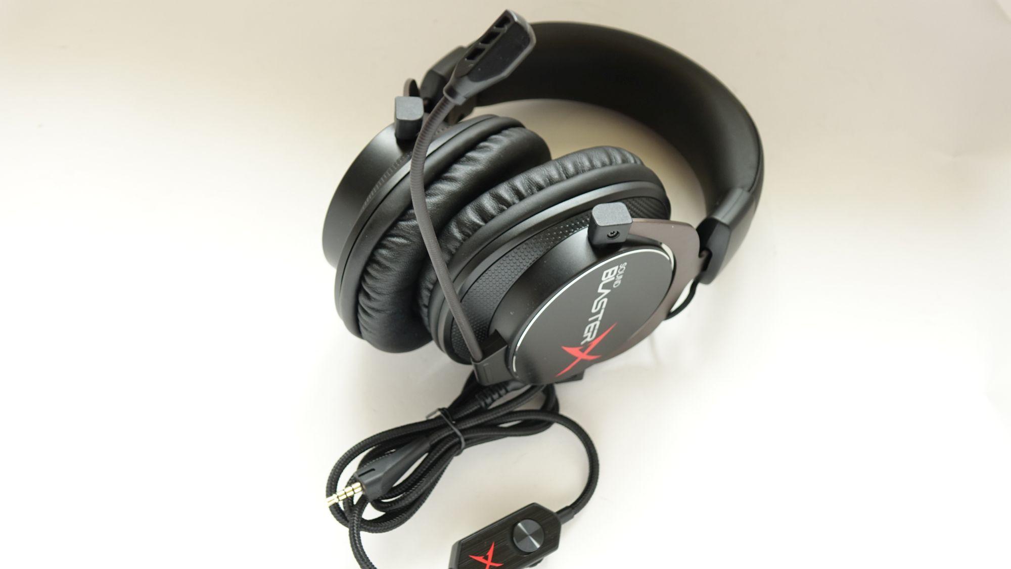 Creative Sound BlasterX H5 Tournament Edition микрофон