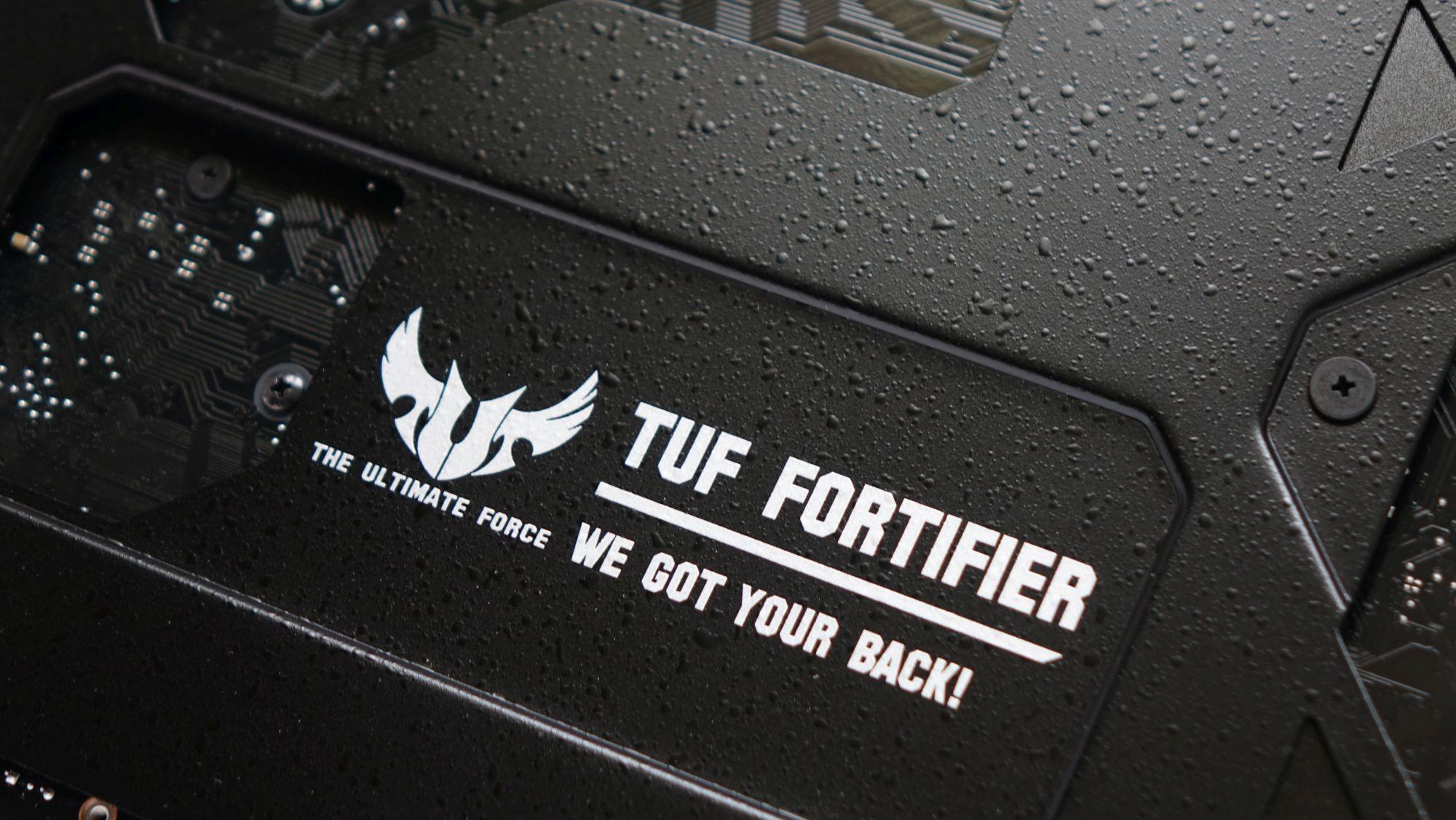 ASUS TUF Z270 Mark 1 logo