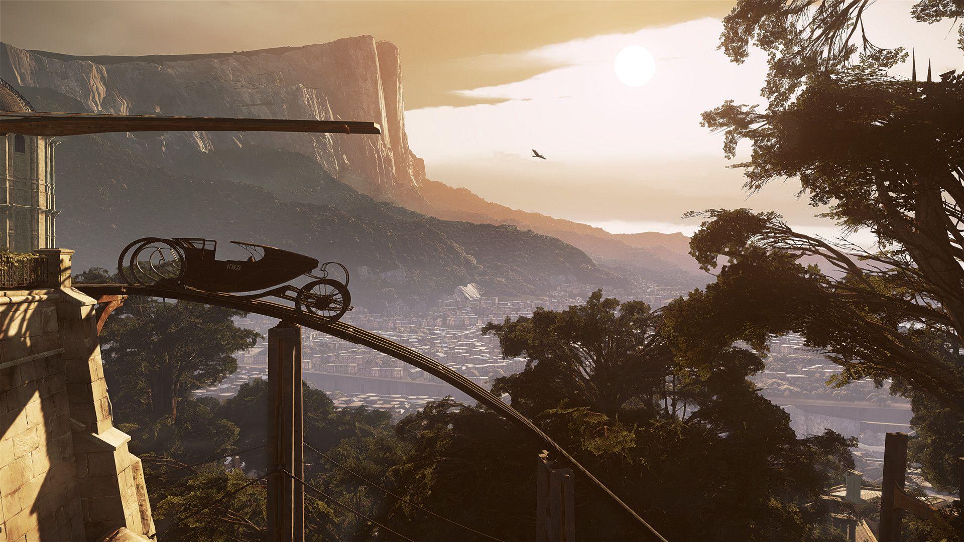 Dishonored 2 будет сначала бесплатным