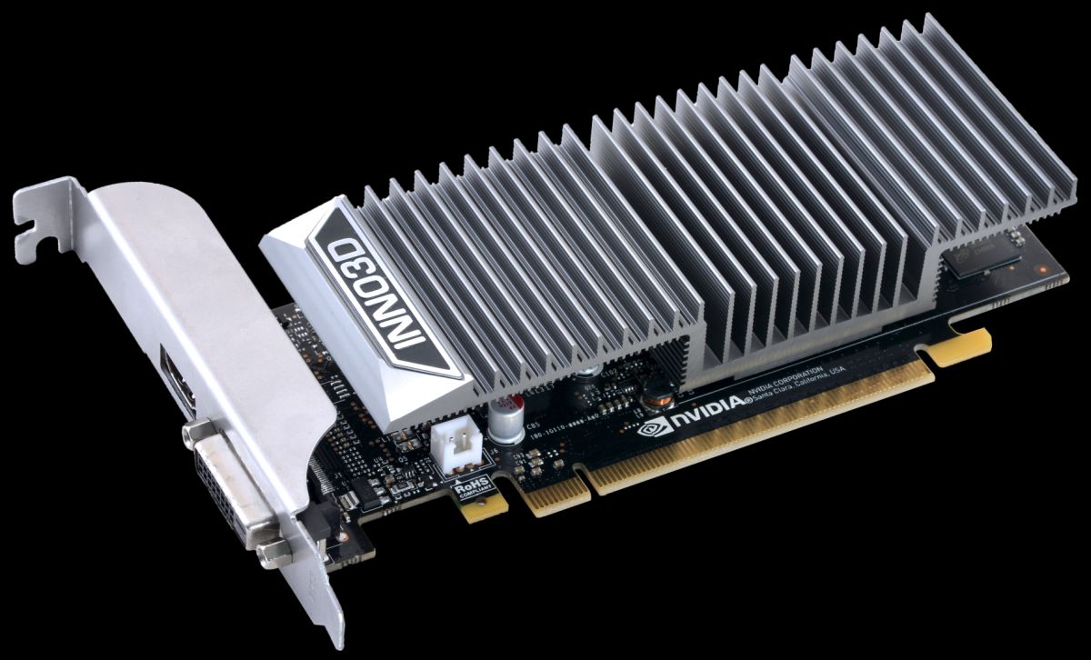 INNO3D GeForce GT 1030 Card