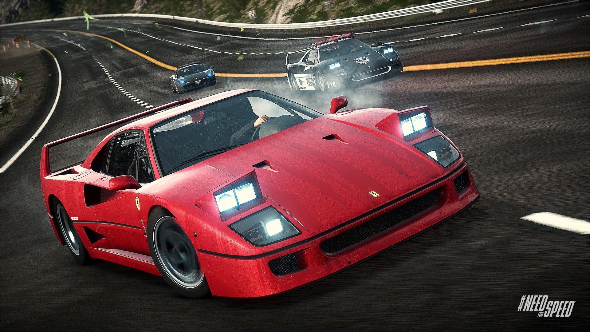 Создатели поведали о новоиспеченной игре серии Need for Speed