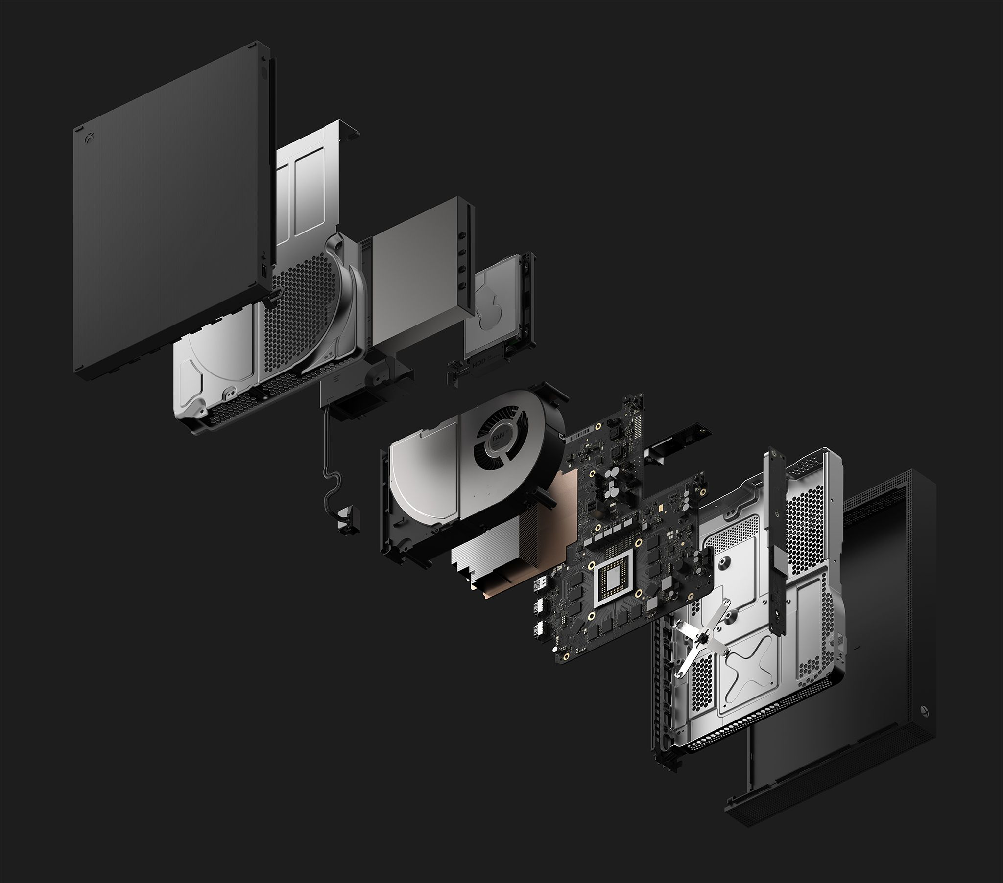 Xbox One Xнеявляется конкурентом PS4 Pro— Фил Спенсер