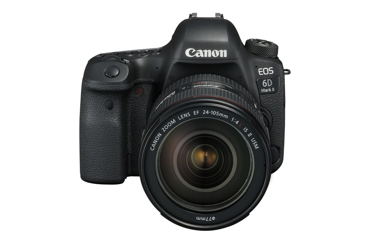Canon представила цифровую зеркальную камеру Canon EOS 200D
