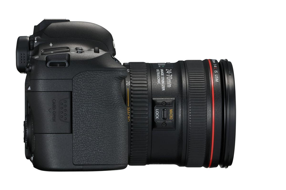 Представлена цифровая зеркальная камера Canon EOS 200D