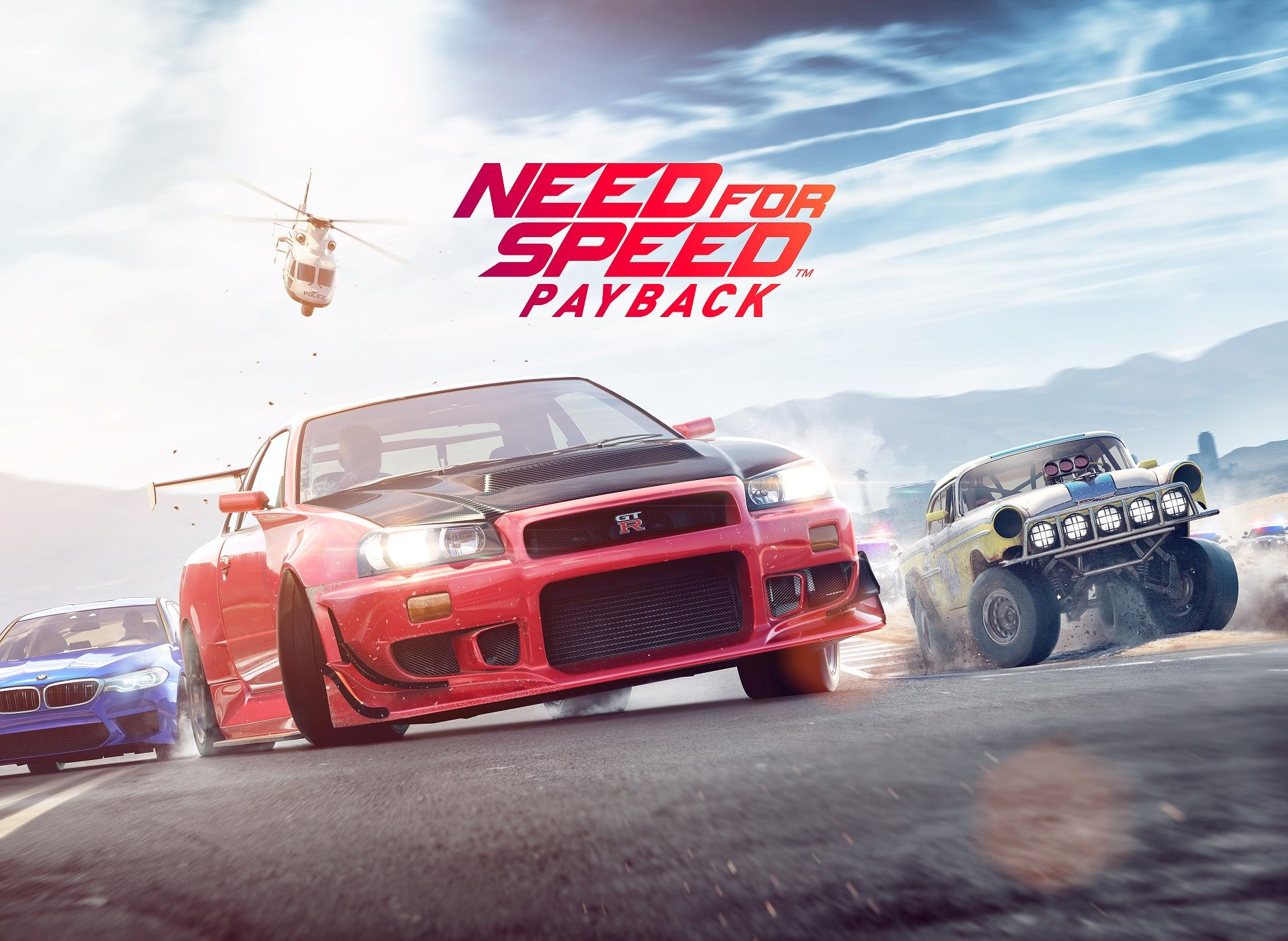 Ghost Games y Electronic Arts anuncian Need For Speed Payback