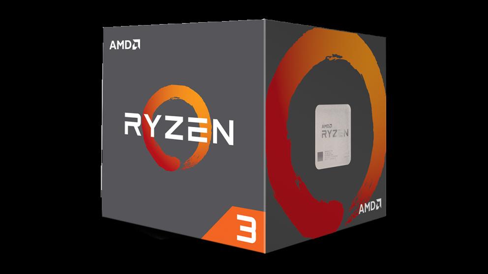 AMD начала продажи бюджетных процессоров Ryzen 3