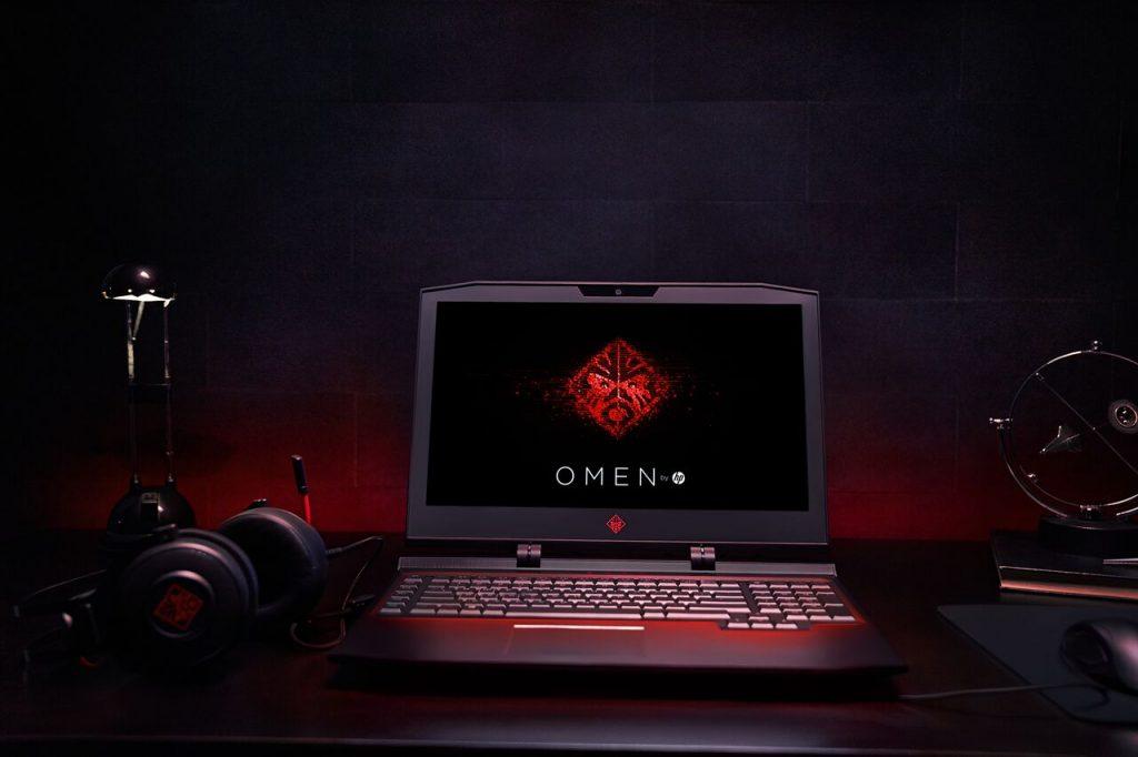 HPпредставила мощнейший игровой ноутбук Omen X