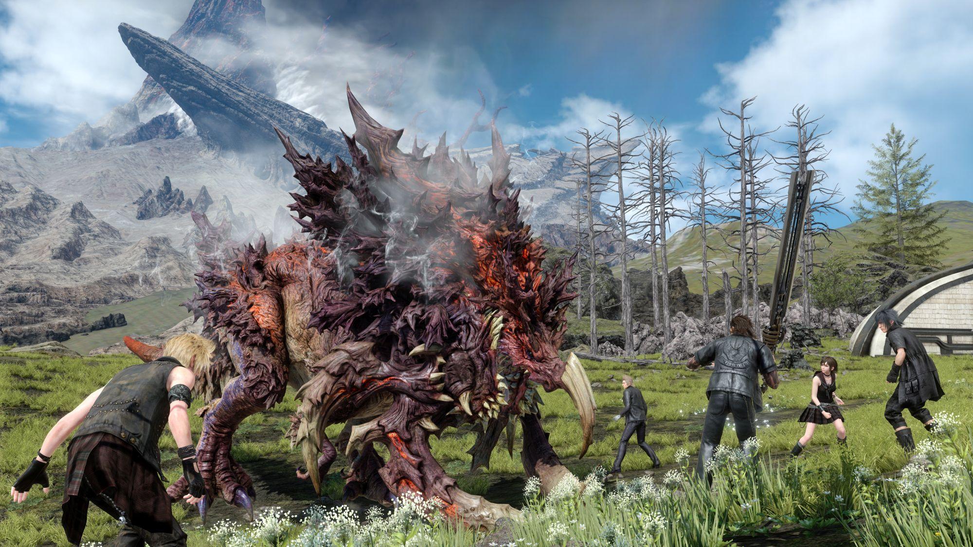 Final Fantasy 15 выйдет наPC втечении следующего года