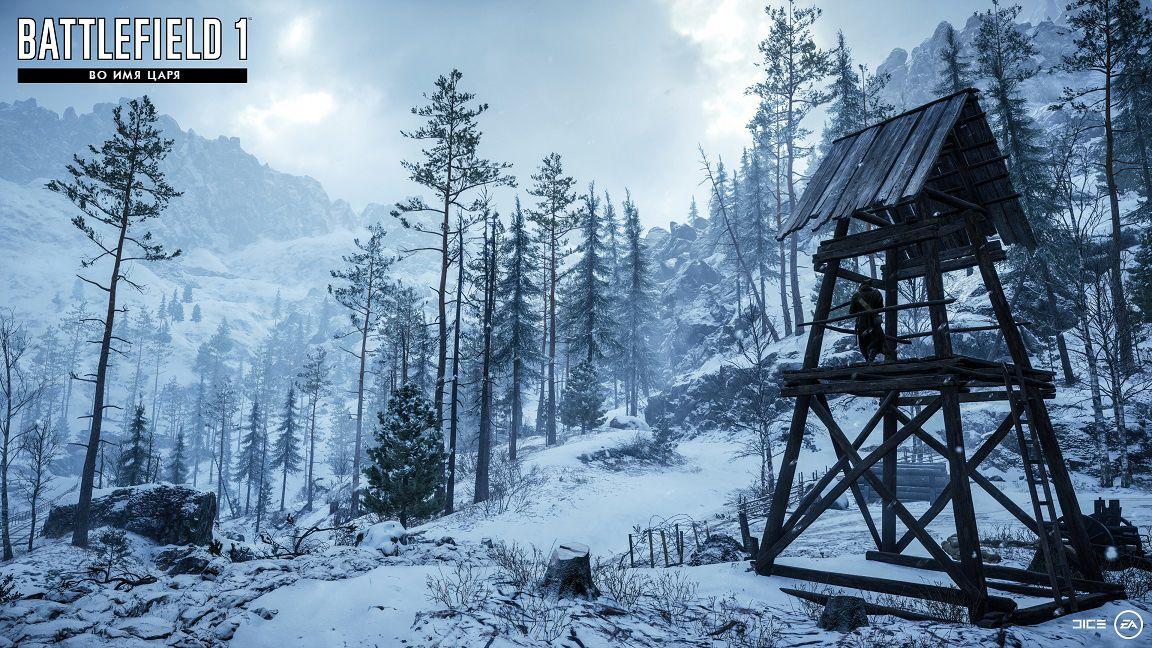Стала известна дата выхода дополнения Battlefield 1: Воимя Царя