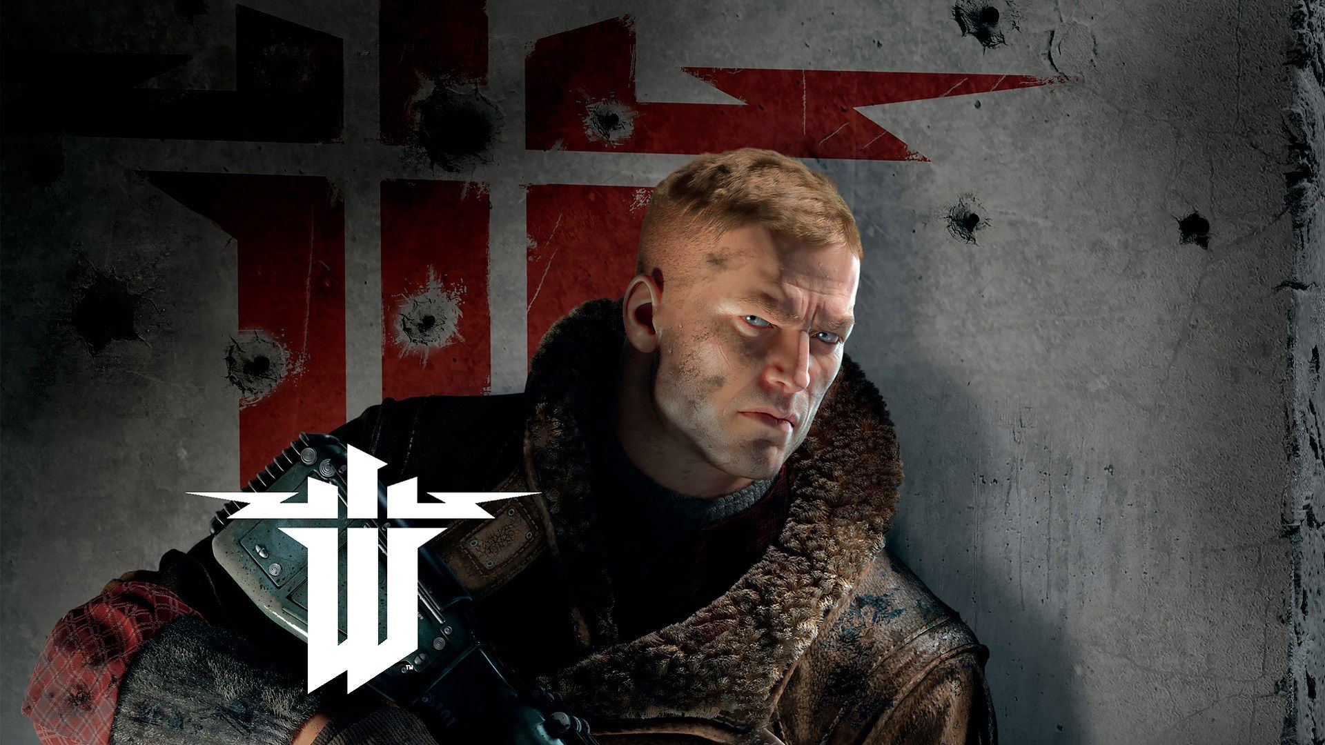 Жестокая расправа над нацистами втрейлере Wolfenstein 2: The New Colossus