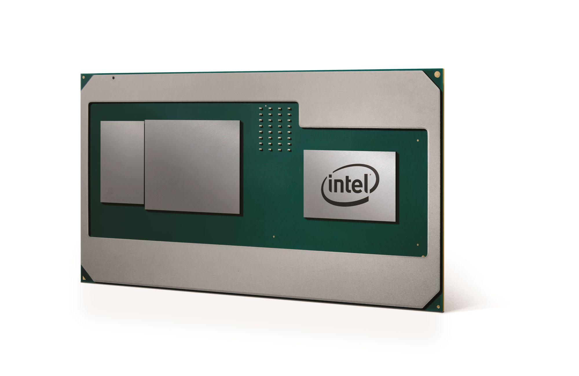 Intel иAMD выпустят новый процессор для ноутбуков