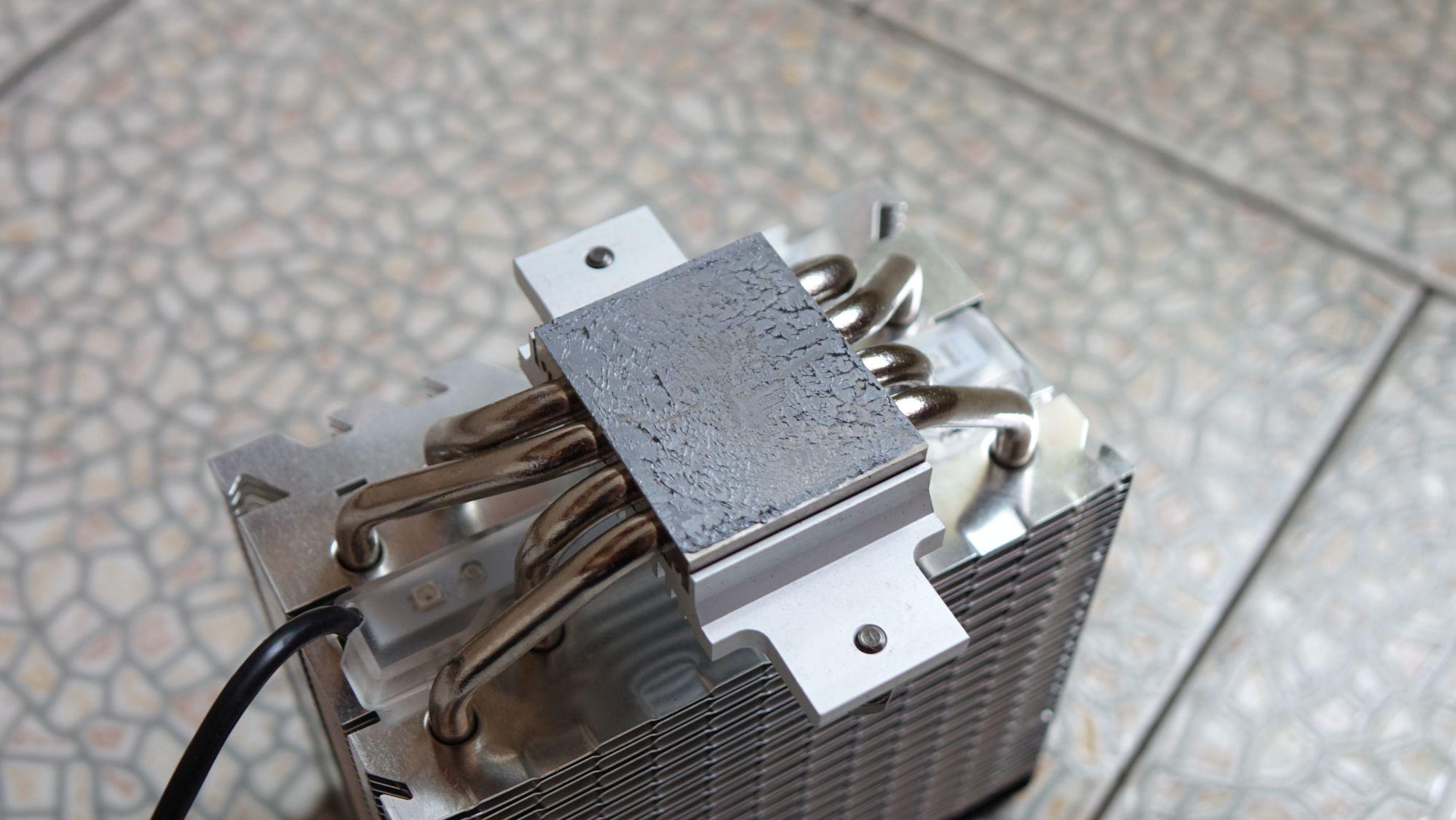 Cryorig H7 Quad Lumi отпечаток